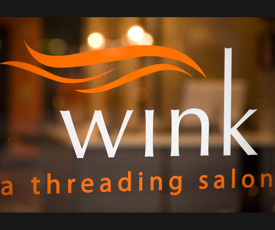 Wink Threading Salon - For Perfect Eyebrows, Just Wink